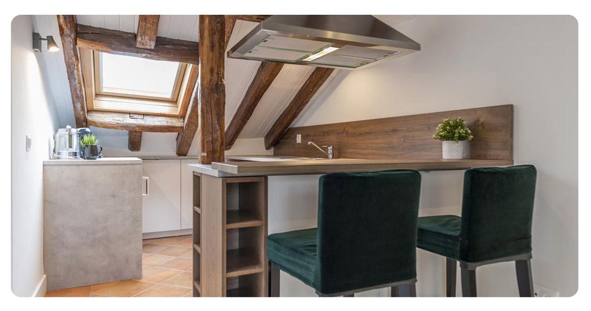 acheter appartement madrid centre cuisine