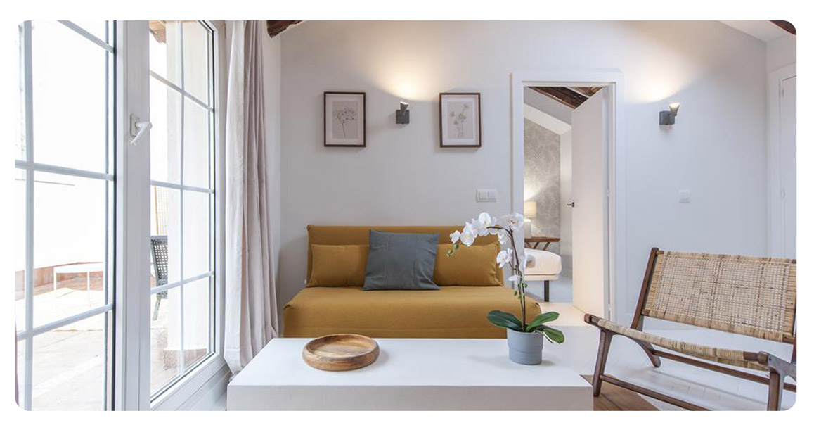 acheter appartement madrid centre salon