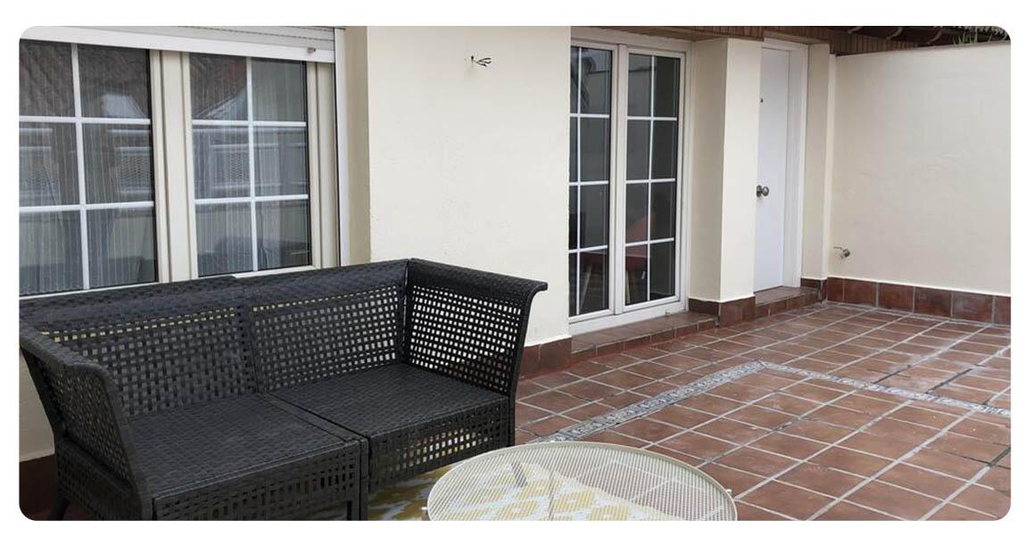 acheter appartement madrid centre terrasse