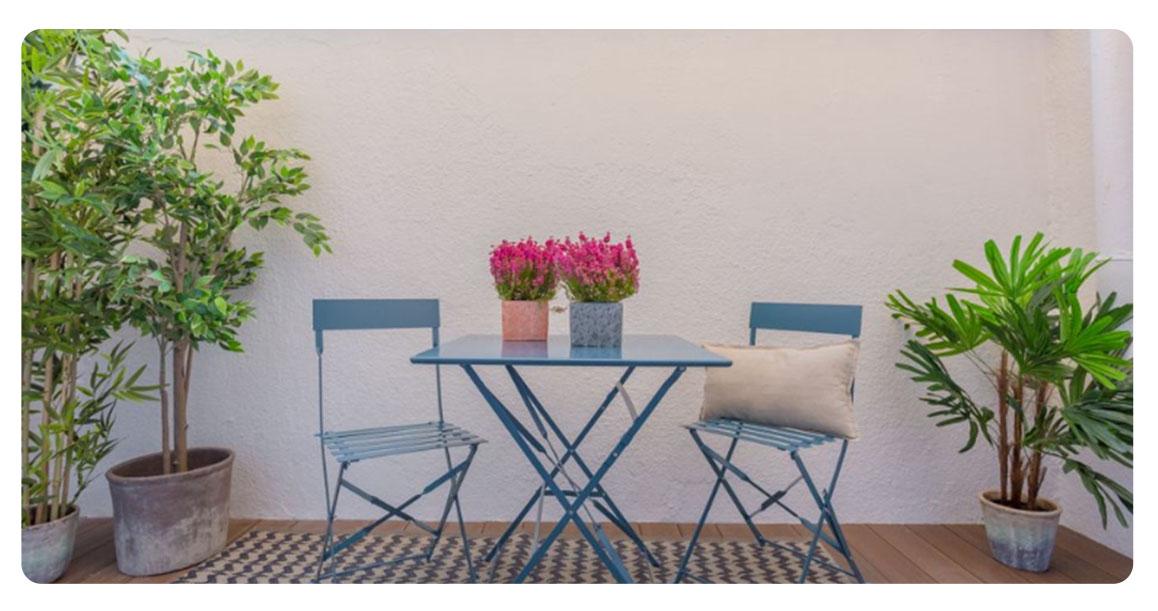 acheter appartement madrid terrasse