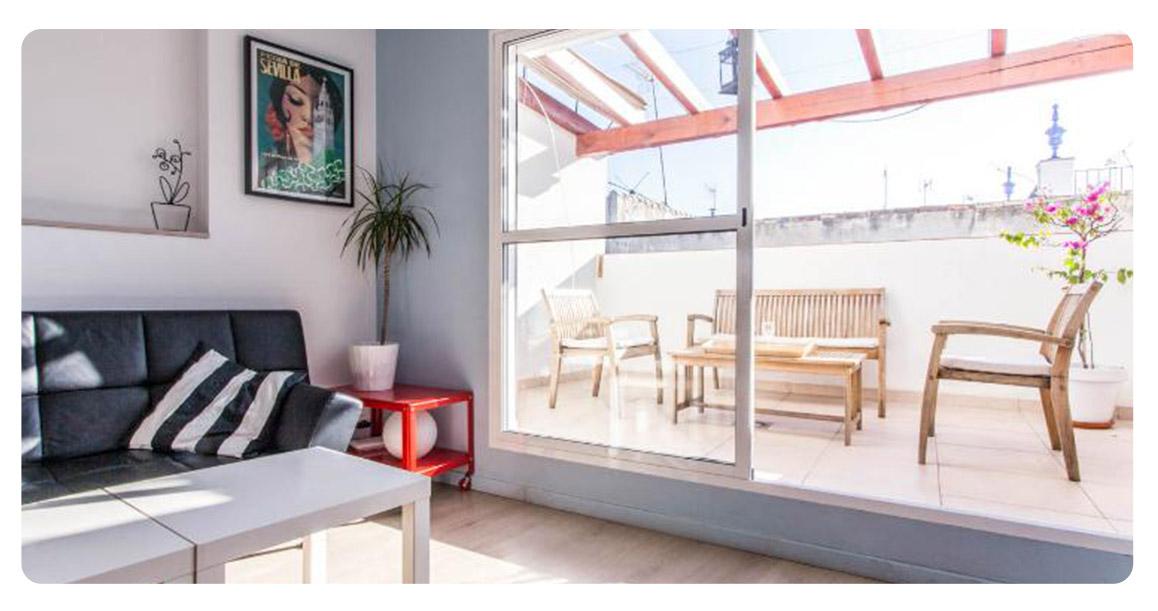 acheter appartement seville centre terrasse