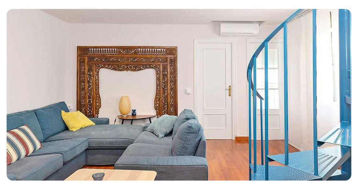 acheter appartement seville plaza san lorenzo salon 2
