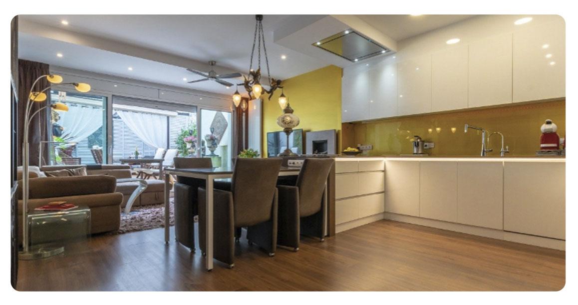 acheter appartement sitges centre cuisine