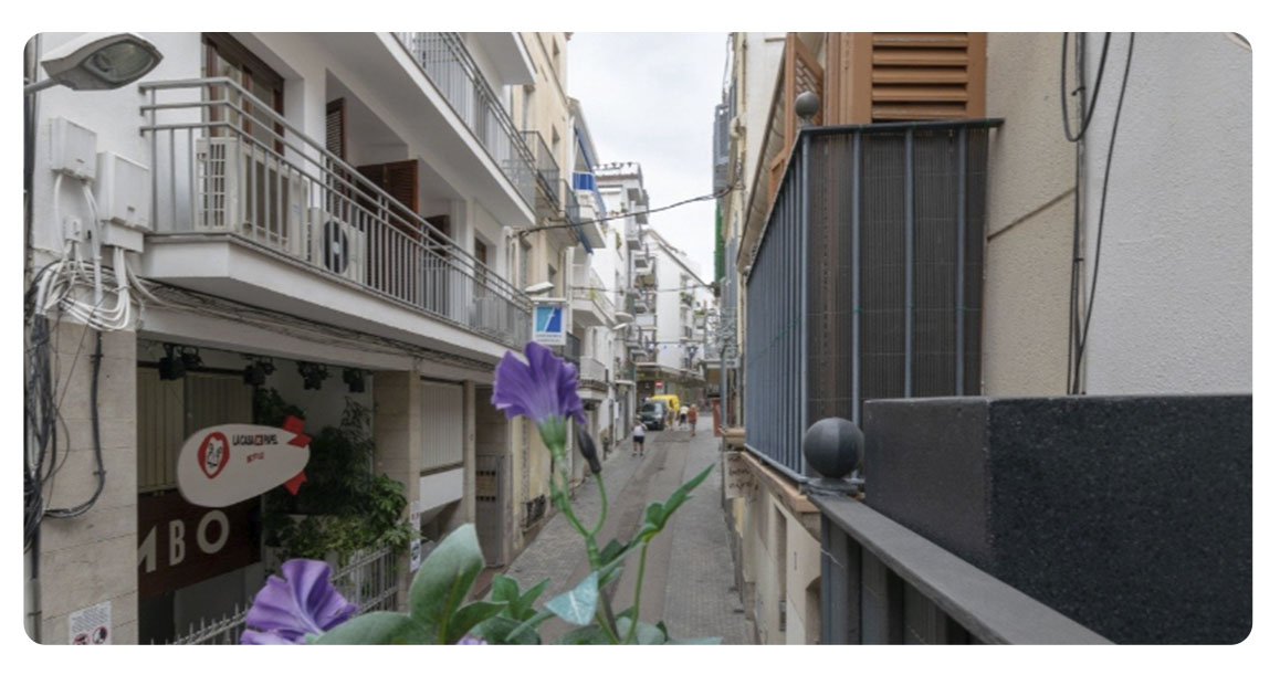 acheter appartement sitges centre rue