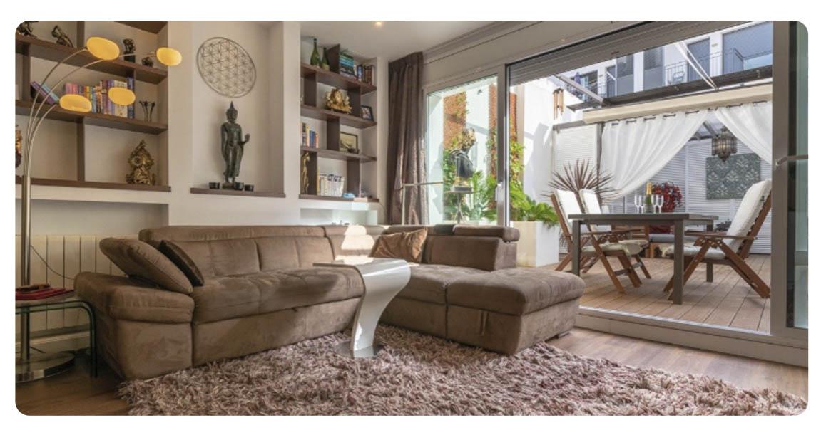 acheter appartement sitges centre salon 3
