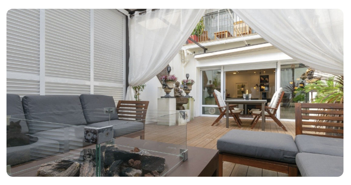 acheter appartement sitges centre terrasse