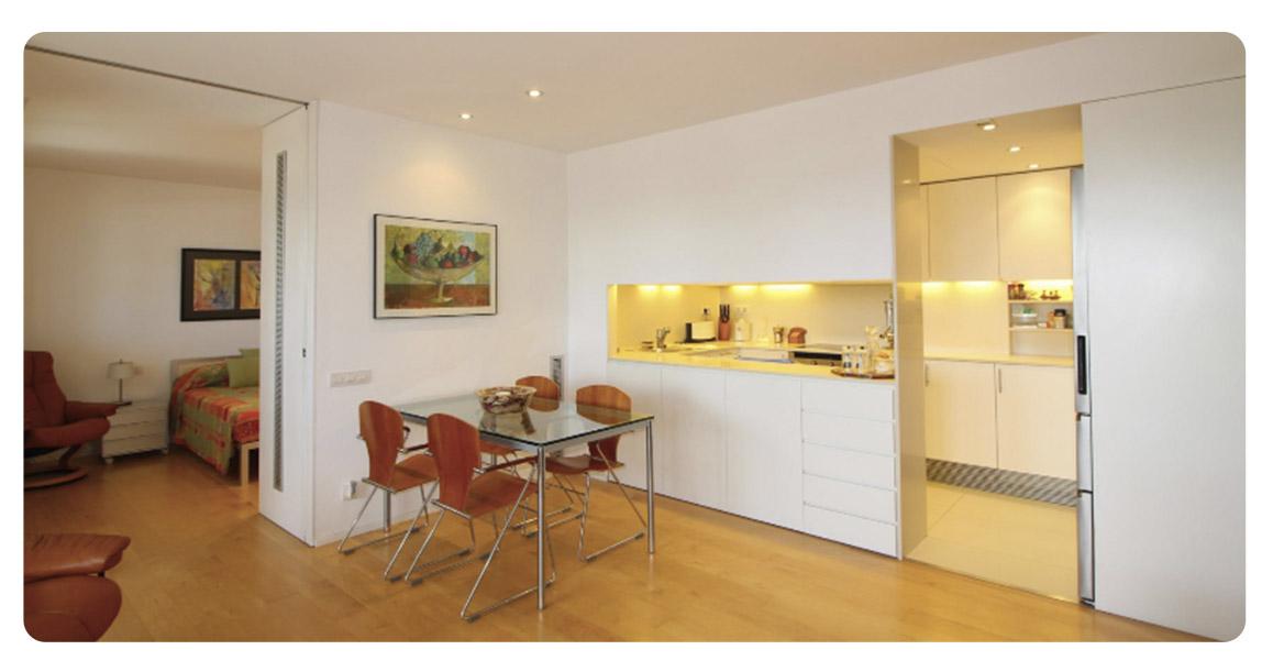 acheter appartement sitges cuisine