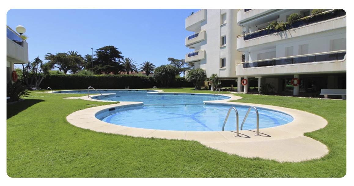 acheter appartement sitges piscine