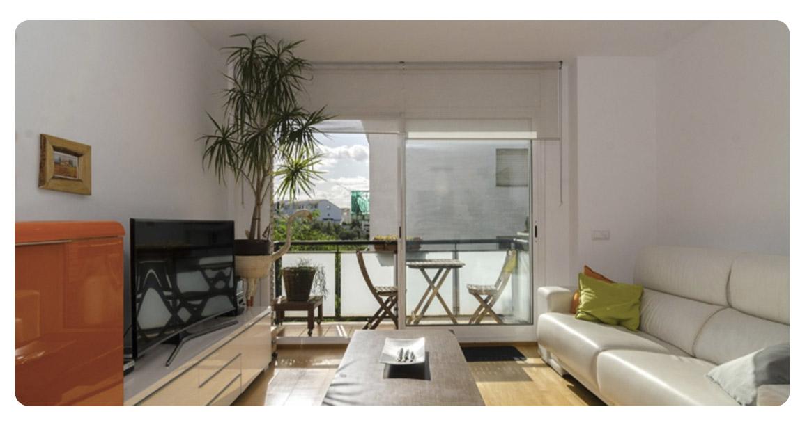 acheter appartement sitges vallpineda salon 2