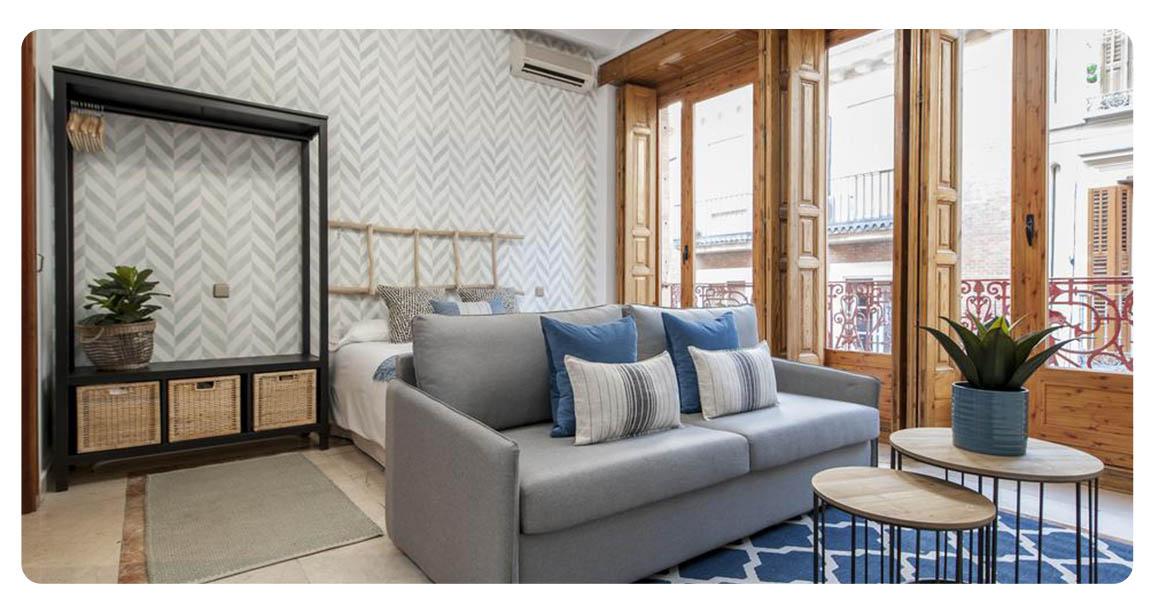 acheter appartement studio madrid plaza santa ana chambre 2