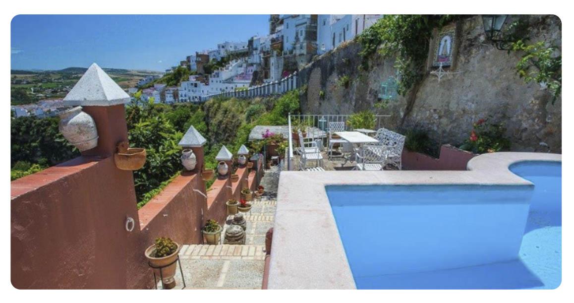 acheter maison cadiz arcos de la frontera terrasse 2