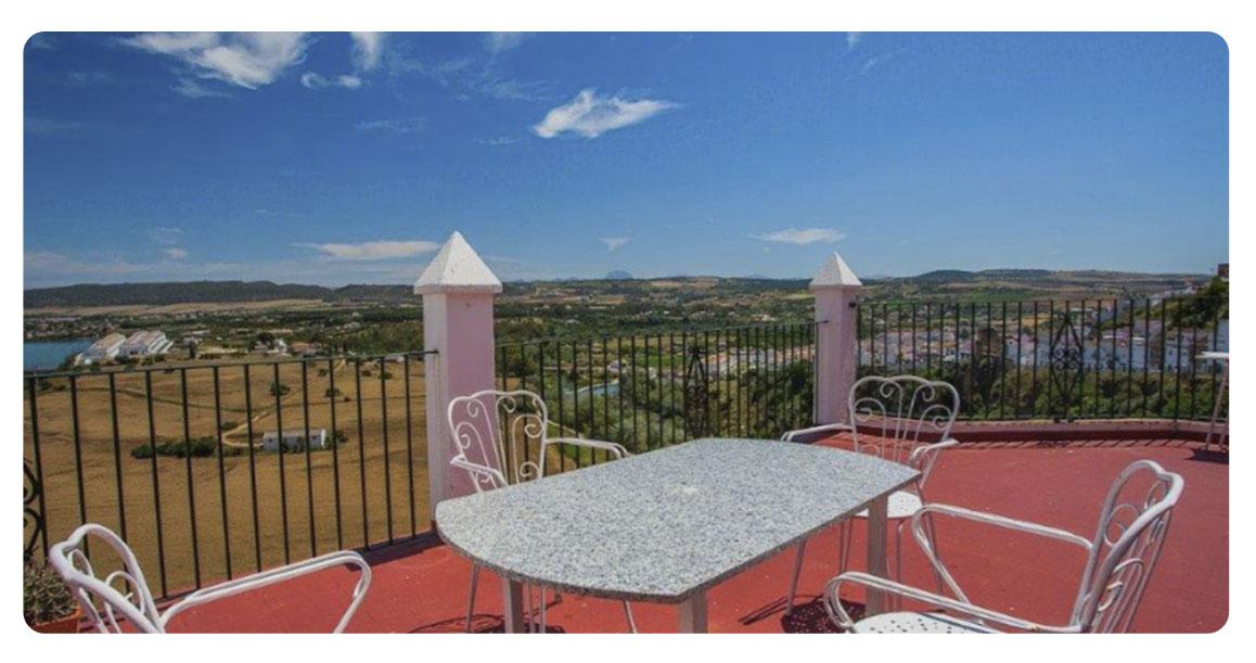 acheter maison cadiz arcos de la frontera terrasse 3