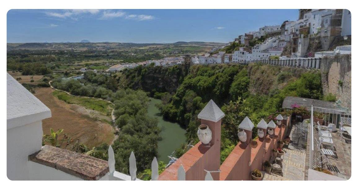 acheter maison cadiz arcos de la frontera terrasse vue