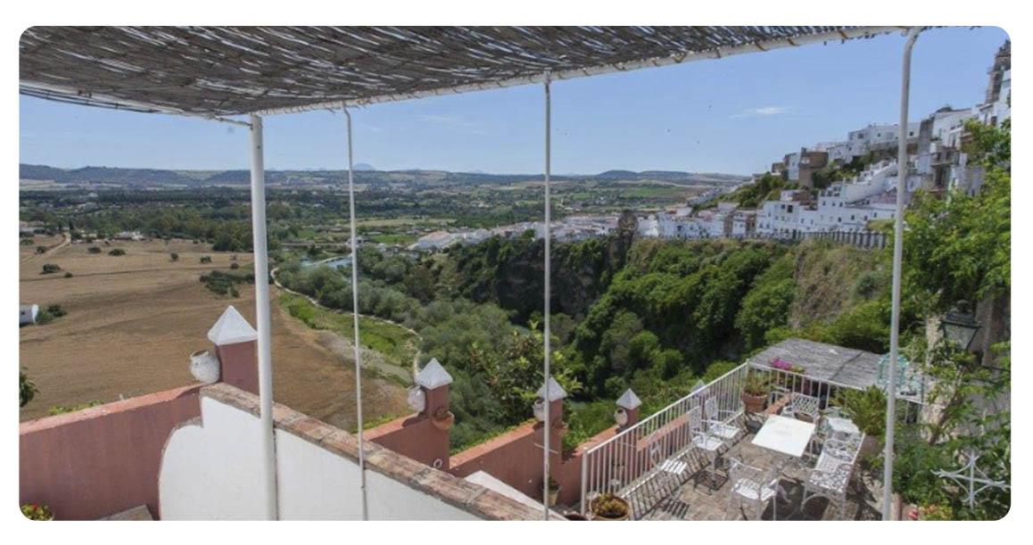 acheter maison cadiz arcos de la frontera terrasse