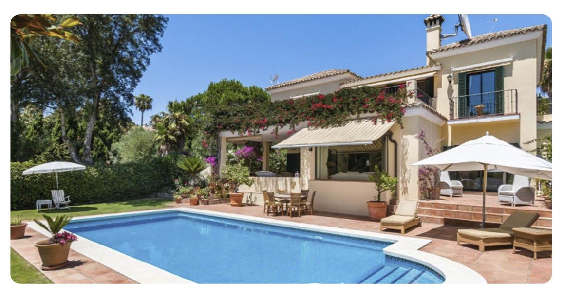 acheter maison cadiz sotogrande piscine 2
