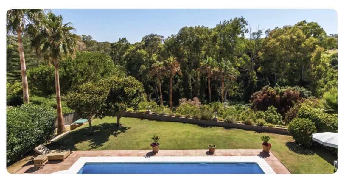 acheter maison cadiz sotogrande piscine