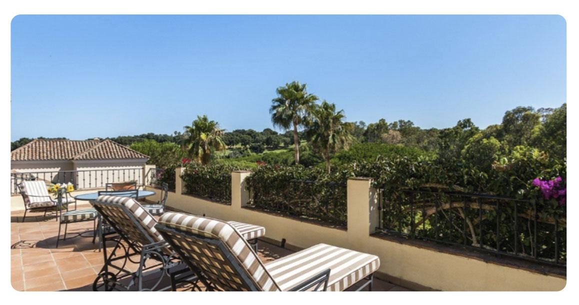 acheter maison cadiz sotogrande terrasse