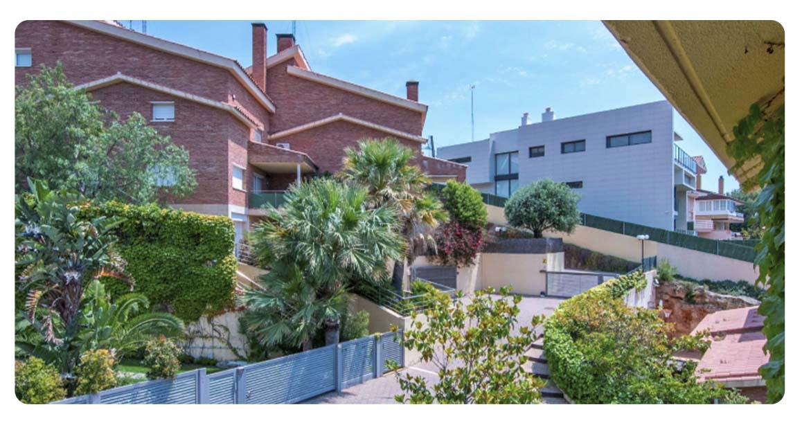 acheter maison castelldefels can roca jardin 2