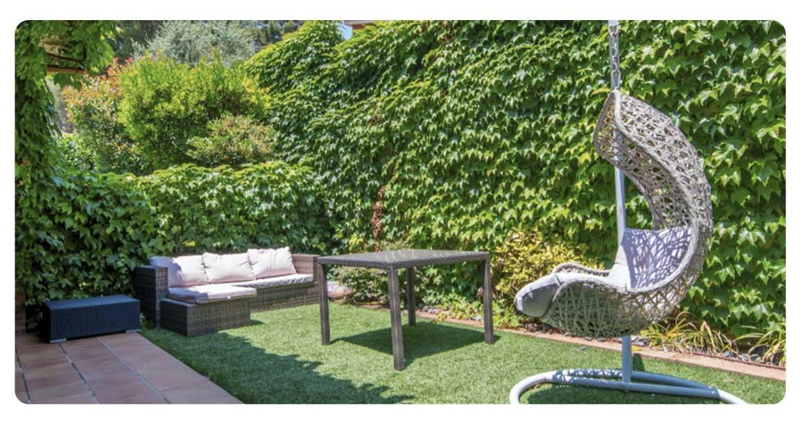 acheter maison castelldefels can roca jardin