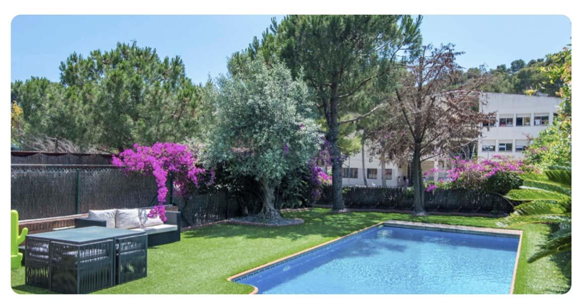 acheter maison castelldefels can roca piscine