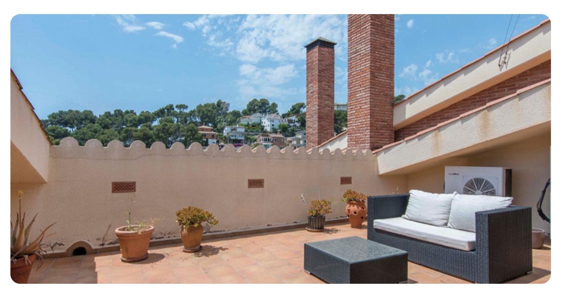 acheter maison castelldefels can roca terrasse