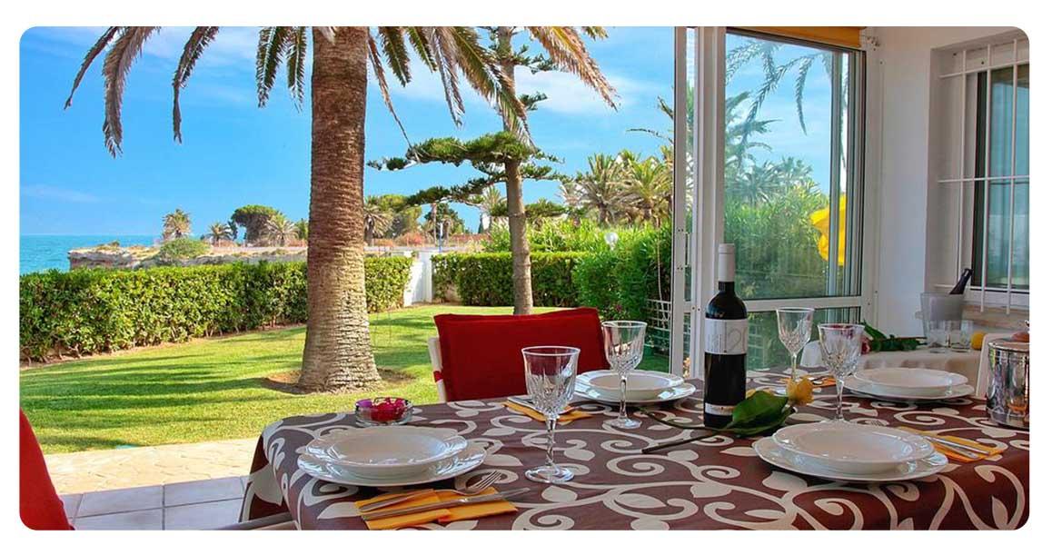 acheter maison castellon vinaros terrasse