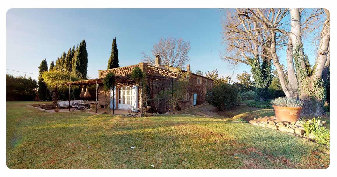 acheter maison grande castellon peniscola jardin 2