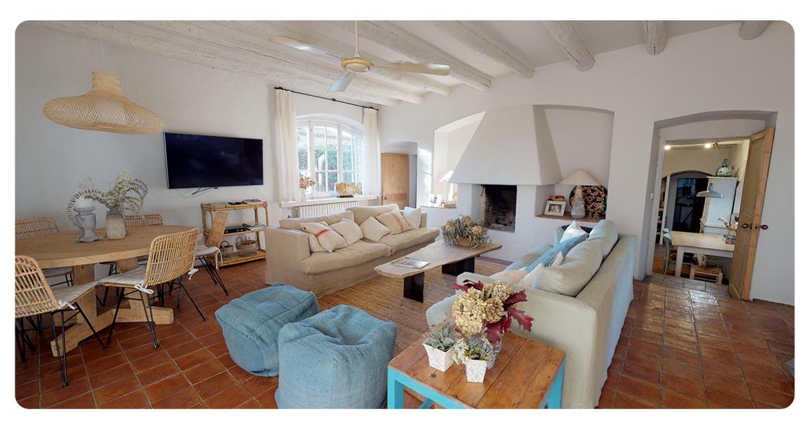 acheter maison grande castellon peniscola salon 2