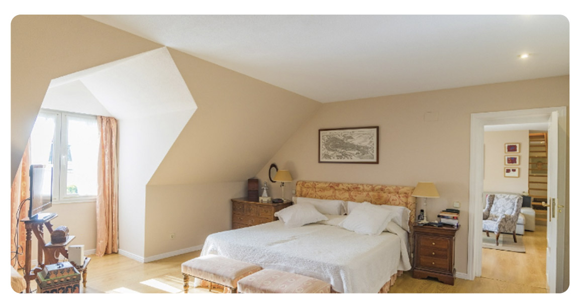 acheter maison madrid ciudalcampo chambre