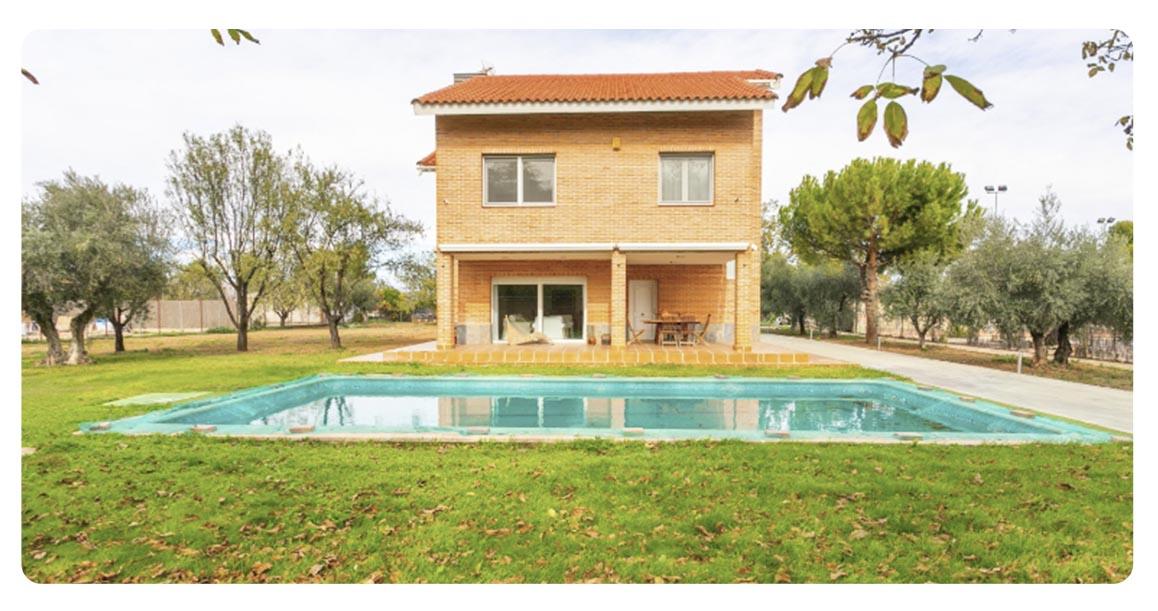 acheter maison madrid mejorada del campo piscine