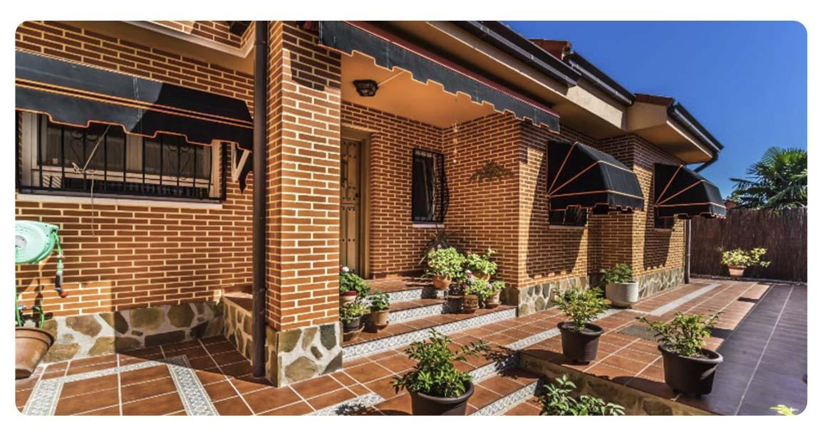 acheter maison madrid rivas terrasse