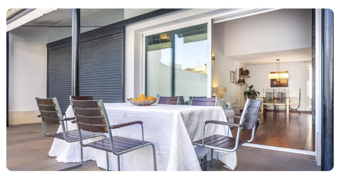 acheter maison seville la florida terrasse