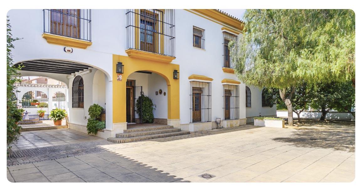 acheter maison typique andalouse seville exterieur 2