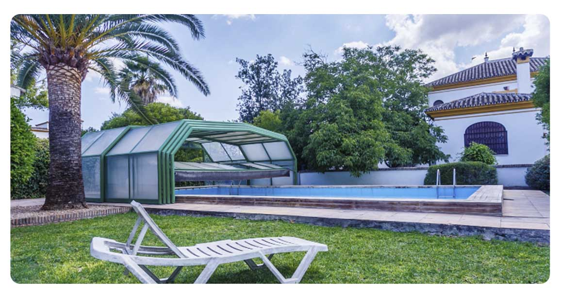 acheter maison typique andalouse seville piscine