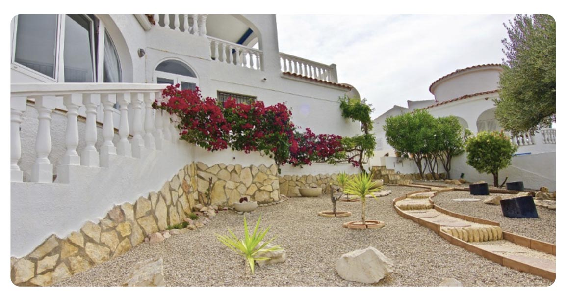 acheter maison villa castellon alcossebre exterieur