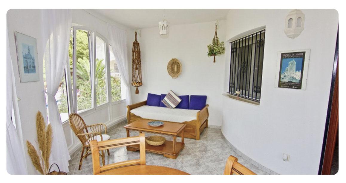 acheter maison villa castellon alcossebre salon