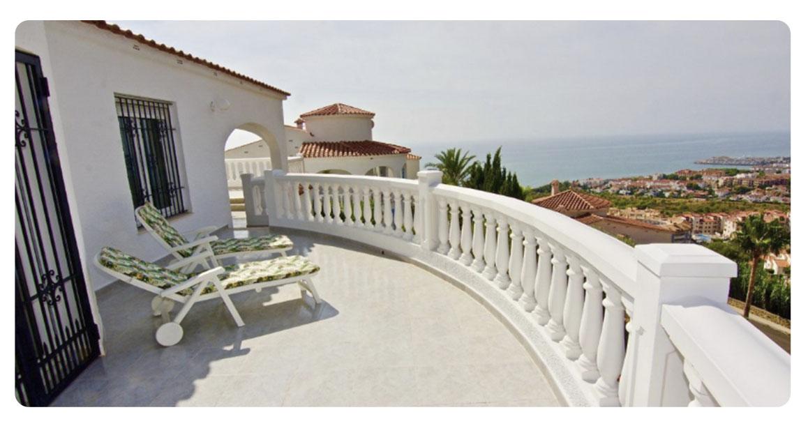 acheter maison villa castellon alcossebre terrasse