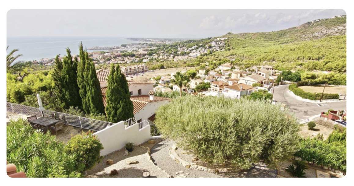 acheter maison villa castellon alcossebre vue