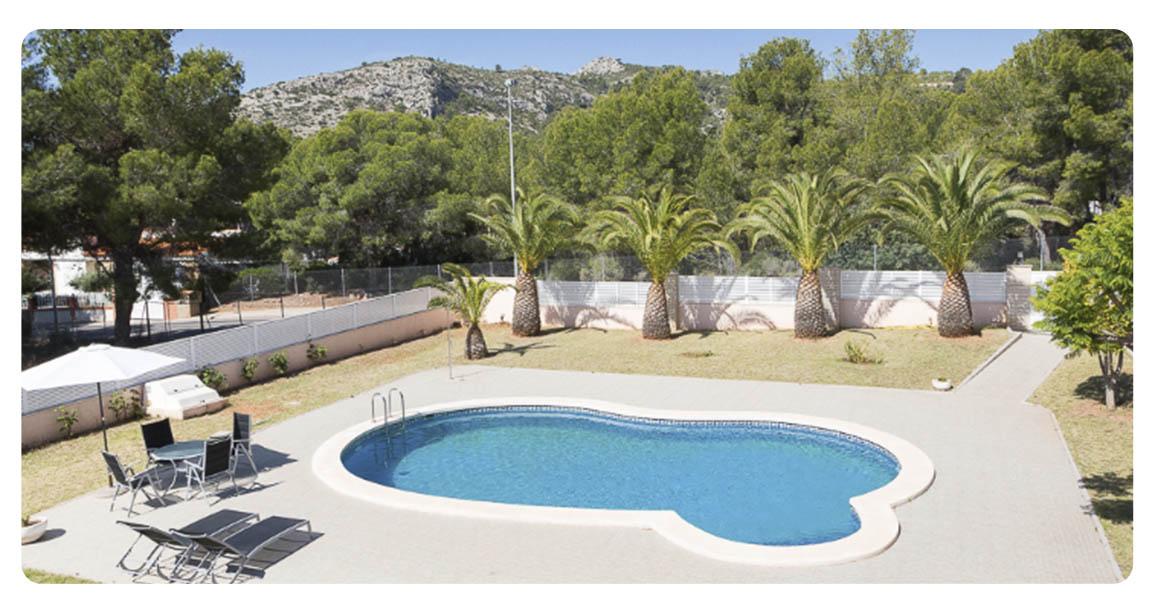 acheter maison villa castellon benicassim piscine