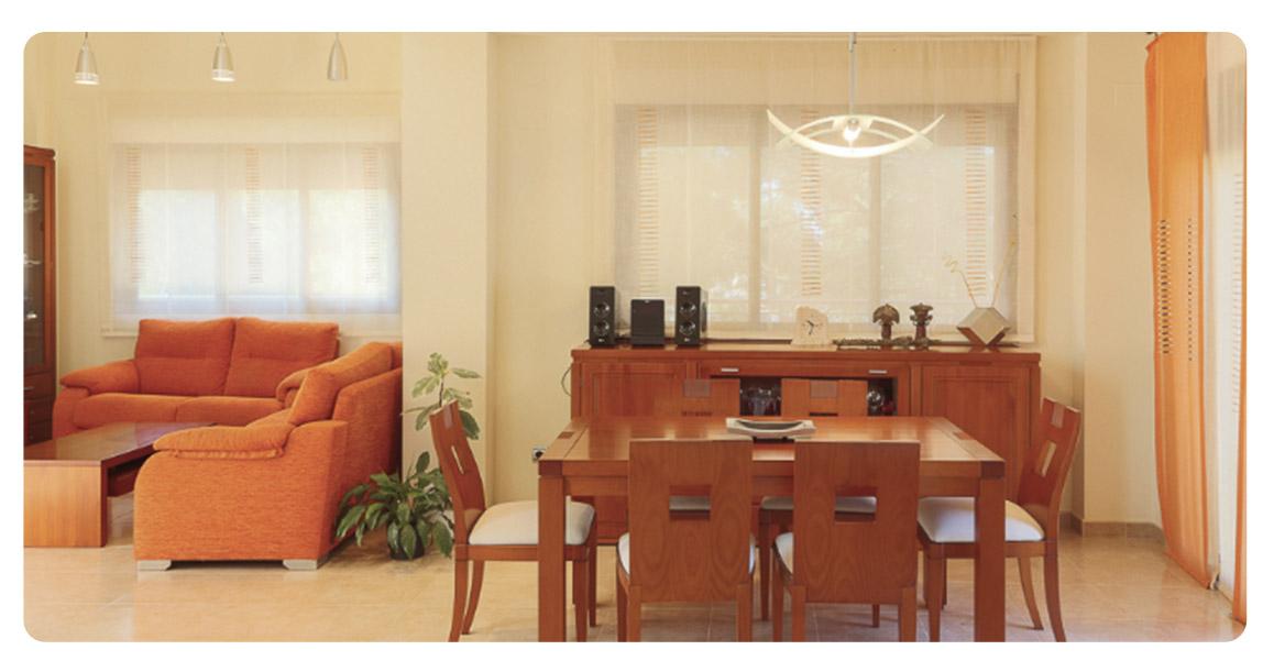 acheter maison villa castellon benicassim salon