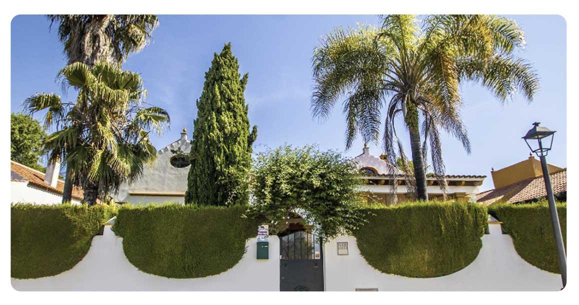 acheter maison villa seville espartinas exterieur 2