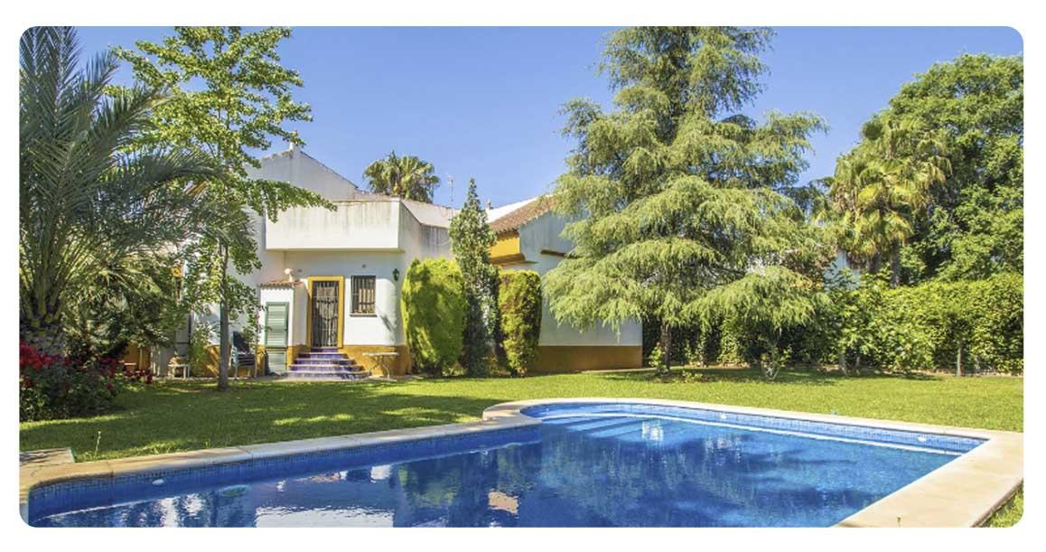 acheter maison villa seville espartinas piscine