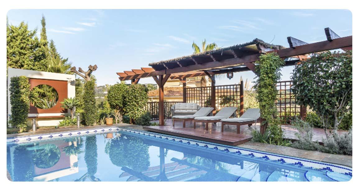 acheter maison ville de luxe cadiz sotogrande piscine