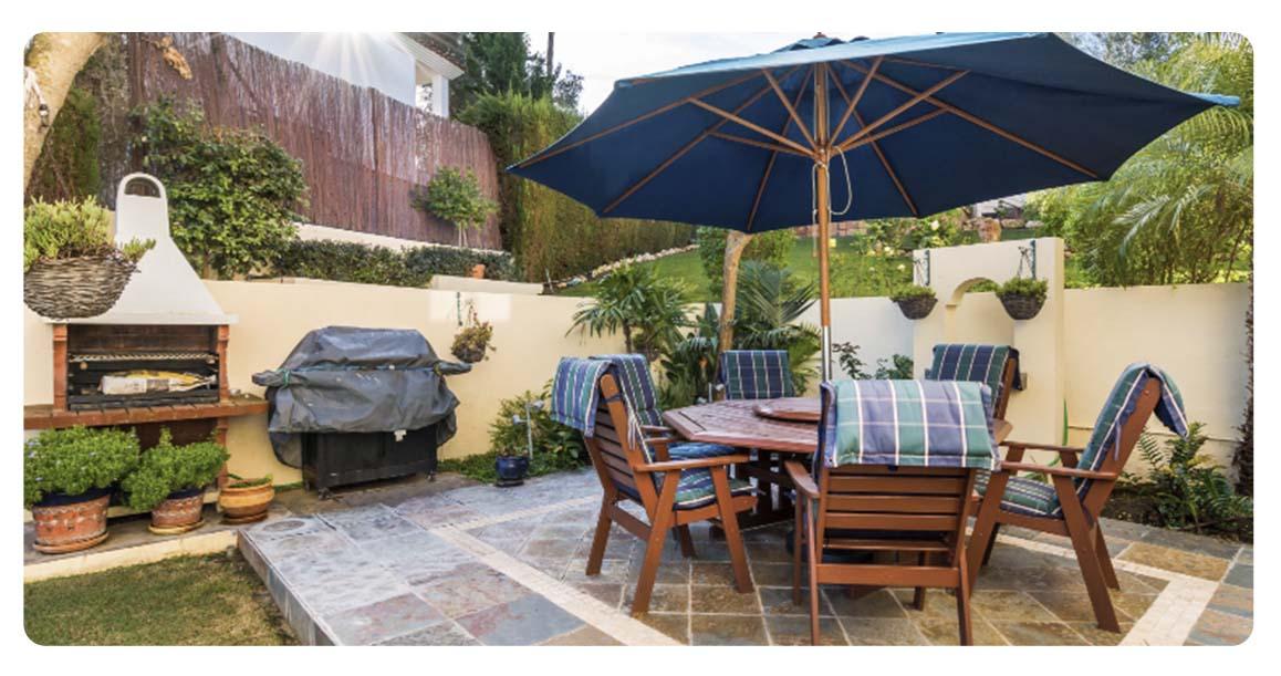 acheter maison ville de luxe cadiz sotogrande terrasse