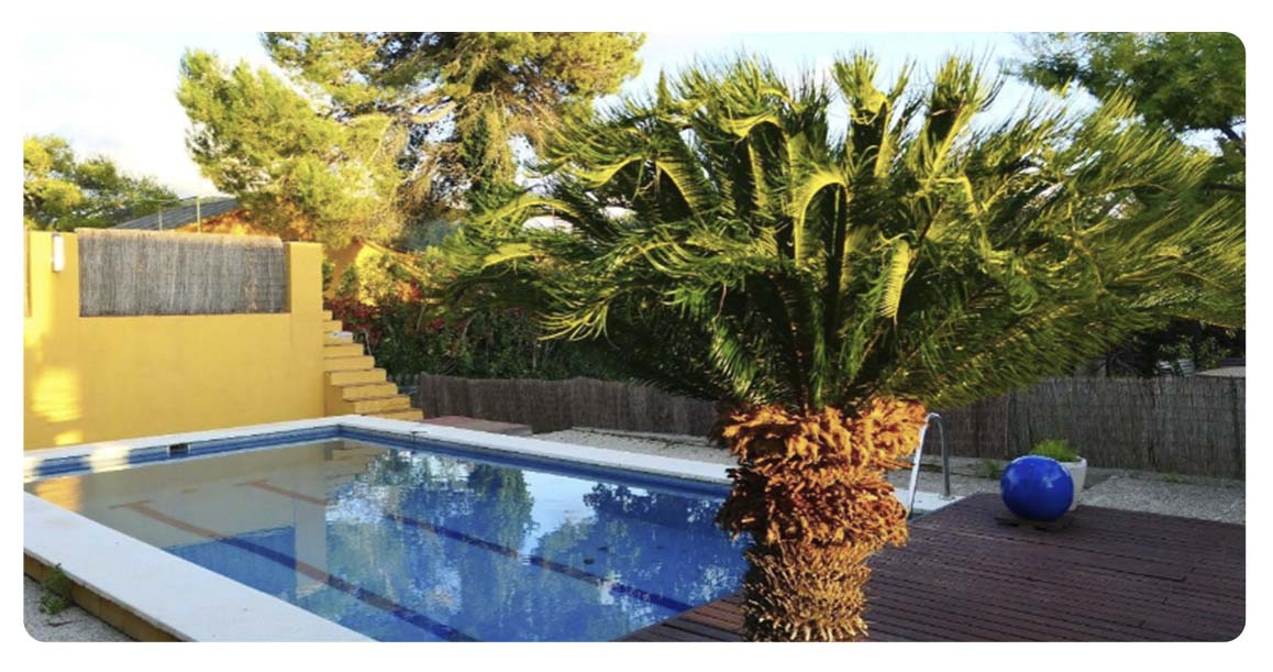 acheter maison ville sitges centre piscine