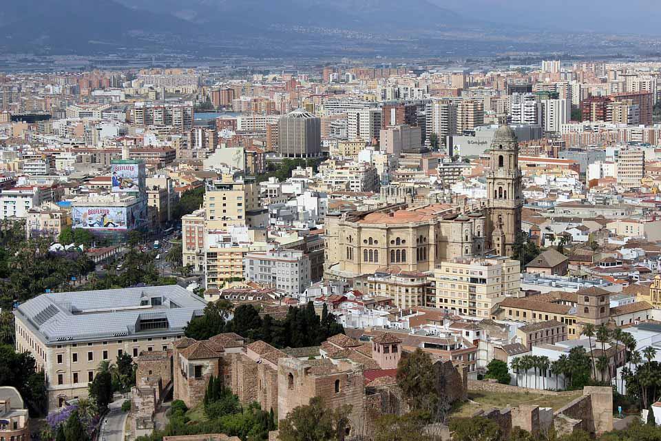 Malaga, ville à visiter sur la costa del sol