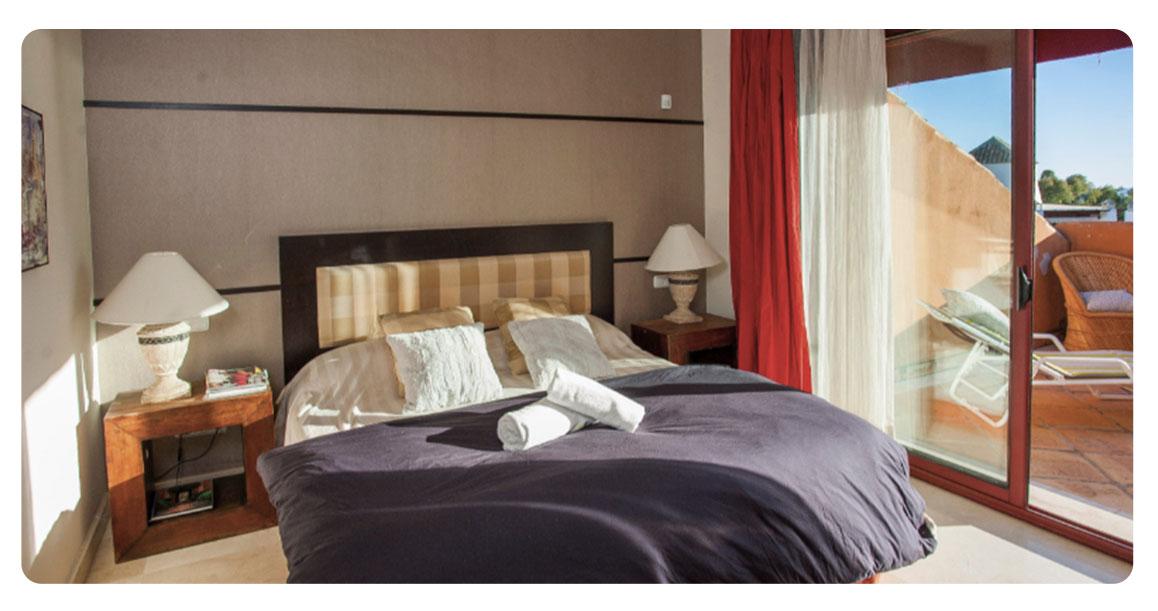 acheter appartement atico bahia marbella chambre 2