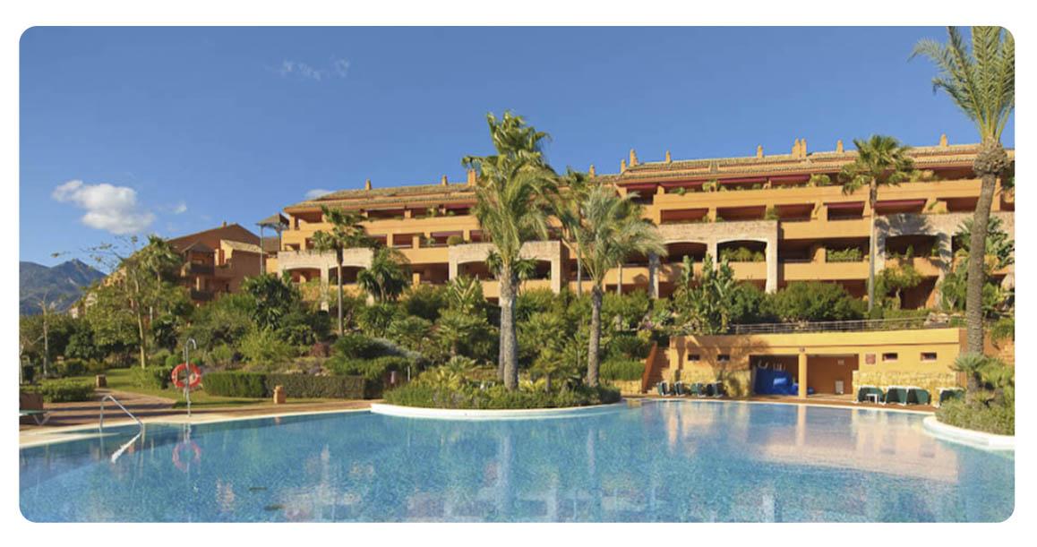 acheter appartement atico bahia marbella piscine