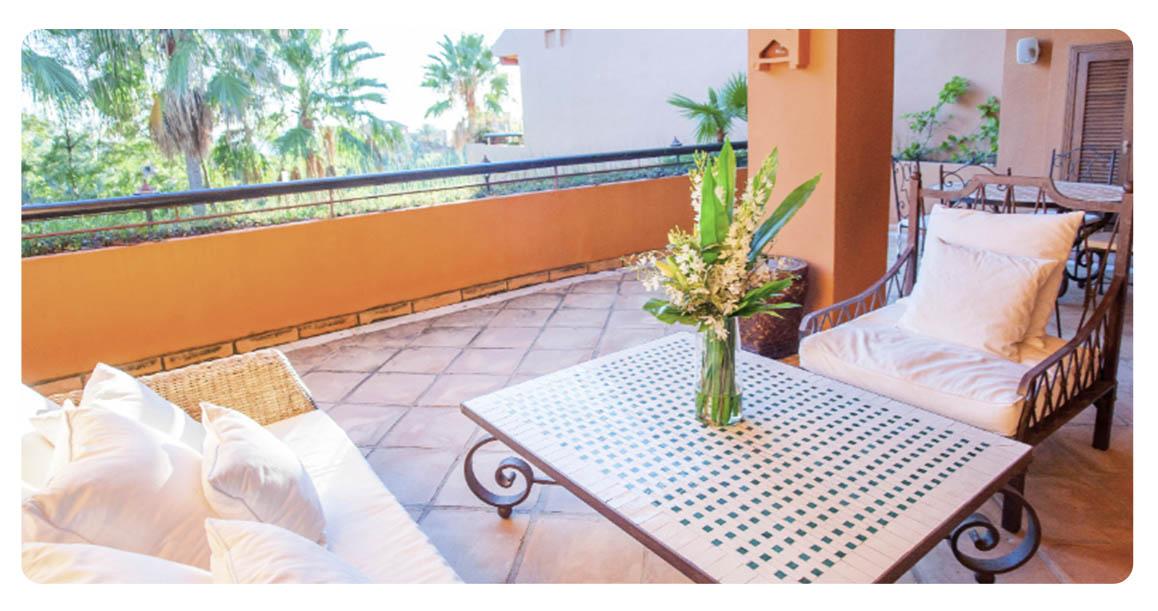 acheter appartement atico bahia marbella terrasse 2