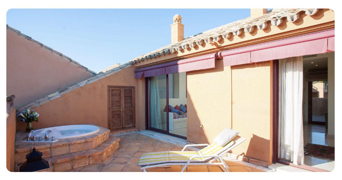 acheter appartement atico bahia marbella terrasse